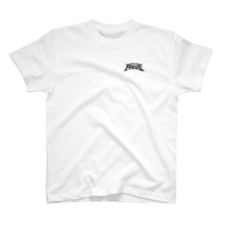 プリコアロゴ&イラストT T-shirts