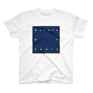 ムラタのラヂオ_ソーシャルディスタンスロゴ② T-Shirt