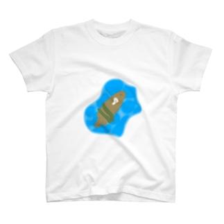 ラッコくん T-shirts