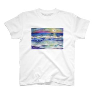 海と私 T-shirts