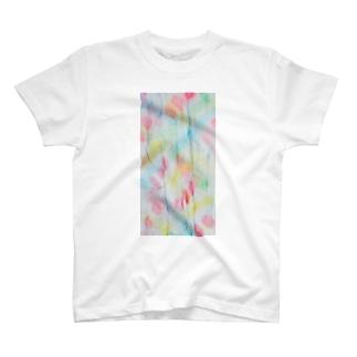 水色ぷりーつ/カヨサトーTX T-shirts