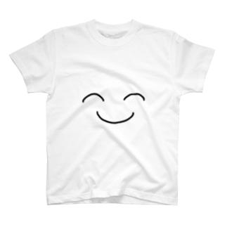 にこにこかお T-shirts