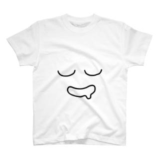 ぐっすりかお T-shirts