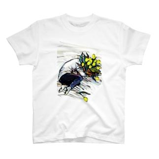望みのない恋 T-shirts