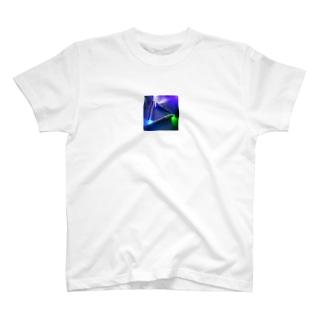 レーザー T-shirts