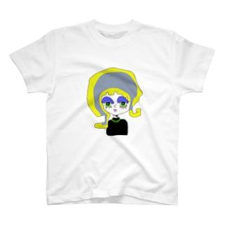 ちょっち不機嫌ちゃん T-shirts