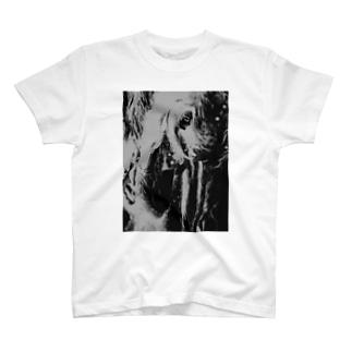 幽霊柳(反転) T-shirts