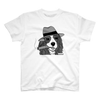 マフィアなキャバちゃん T-shirts