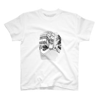 なにかがちがう T-shirts