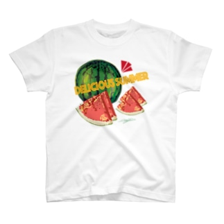 DELICIOUS SUMMER T-shirts