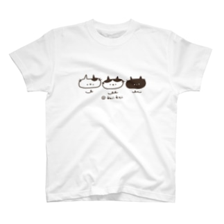 さんびきのねこ T-shirts