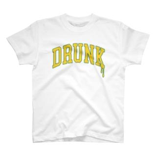 酔っ払いTシャツ2 T-shirts