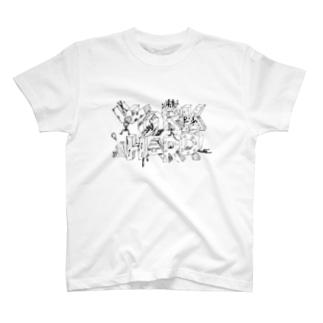WorkHard T-shirts