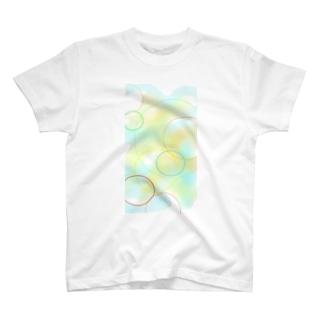 バブル T-shirts