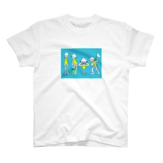 Summer camp T-shirts