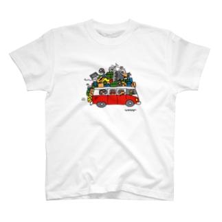 FURGOTRYP T-shirts