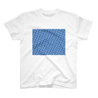 昇りワカサギ T-shirts