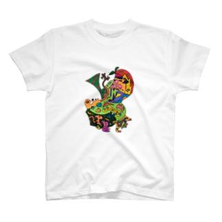 トロピー T-shirts