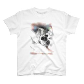 ほんわかチェリー T-shirts