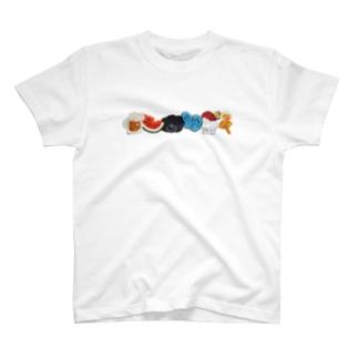 Hugh SUMMER T-shirts