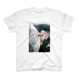 harucamera ツボミ T-shirts