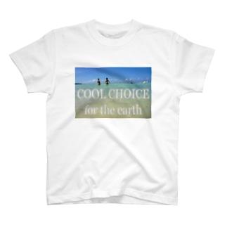 いわフォトのCOOL CHOICE T-shirts