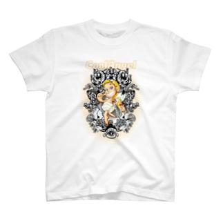 """天使のクーちゃん/Cool Angel """"Coo"""" T-shirts"""