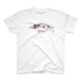 文鳥の窓 T-shirts