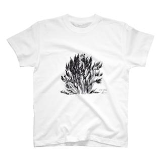 地獄草紙・火炎 T-shirts