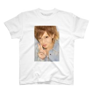 ひろろんと私 T-shirts