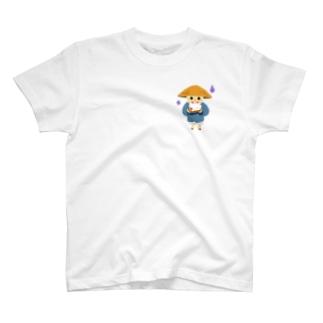 おばけTシャツ<豆腐小僧> T-shirts