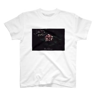 【花途夢】紫陽花 ph data./2020.7.3 T-shirts