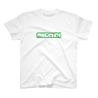 MIDORI T-shirts