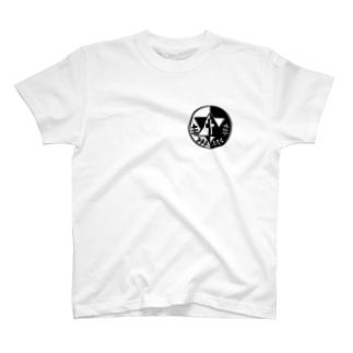 十字マーク T-shirts