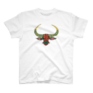 FIELD EDGE.のスイギュウ T-shirts