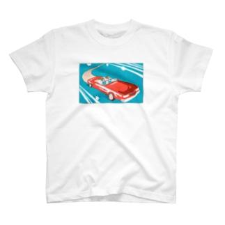 ハイウェイスター T-shirts