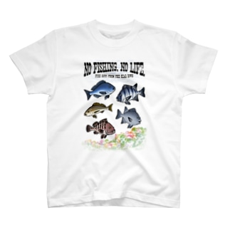 FISHING_S4C T-shirts