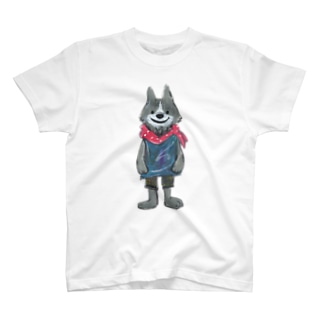 わんこびとさん(ロッキー) T-shirts