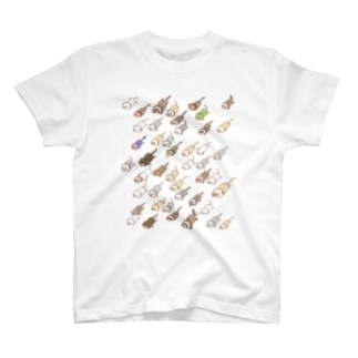 謎のフェレット大艦隊1.1 T-shirts