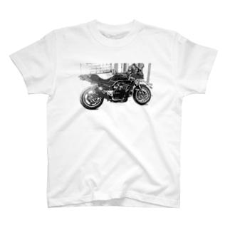 Gpz900mk2 T-shirts