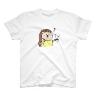 ハリネズミママ T-shirts