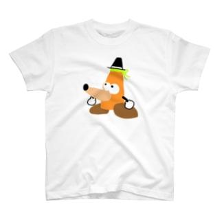 もぐら2段くん T-shirts