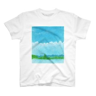 あの空に想う T-shirts