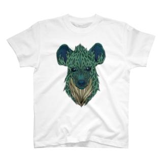 ハイエナ T-shirts