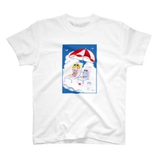 Lovely Beach T-shirts