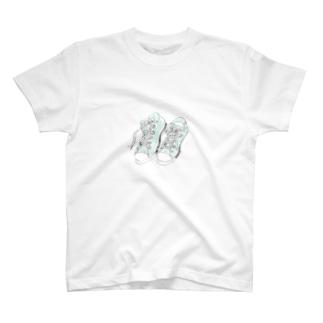 スニーカー君 T-Shirt