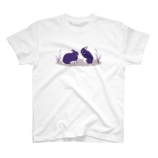 ひそ…ひそ… T-shirts