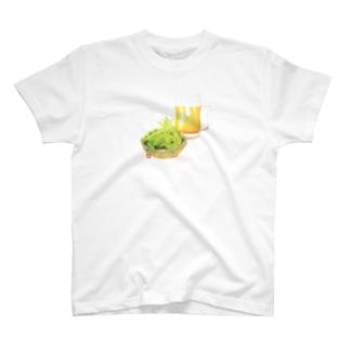 ビールとえだまめ T-shirts