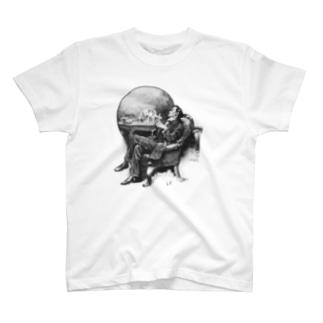 シャーロック・ホームズ <ストランド・マガジン> T-shirts