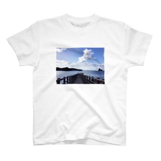 青へ続く T-shirts
